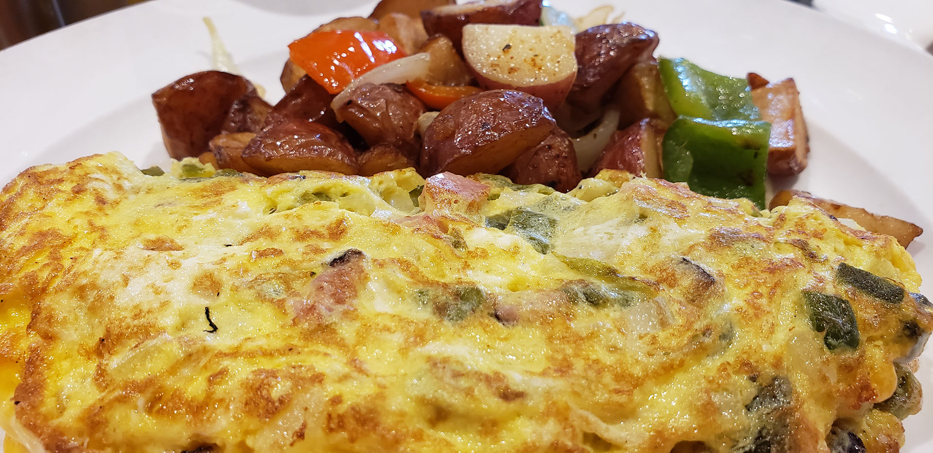 Omelette Stax Cafe