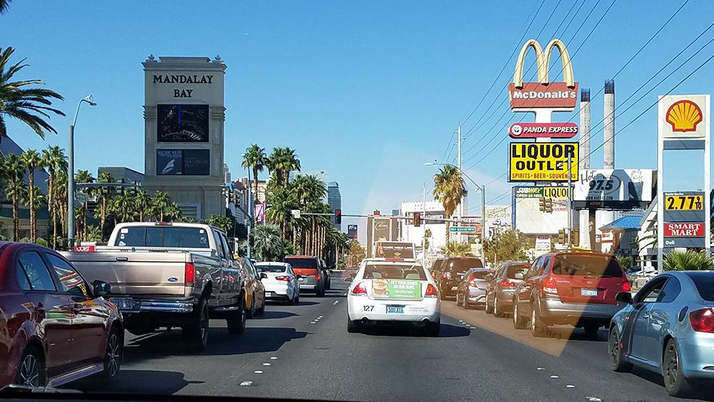 Las Vegas - Mandalay Bay - Vegas Strong