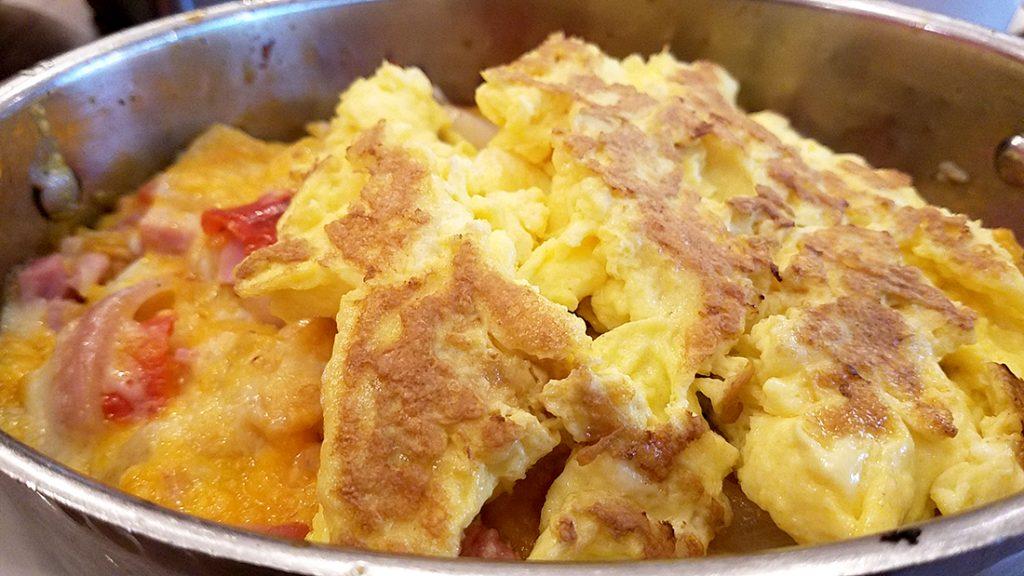 Wildberry Pancakes - Denver Sizzlin' Skillet