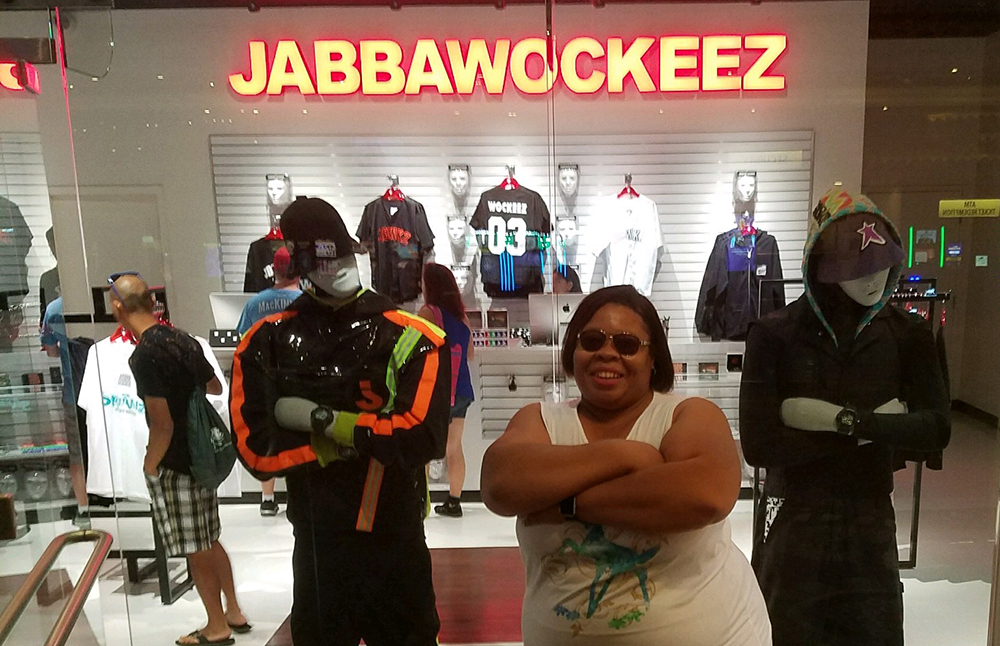 Las Vegas - Jabbawockeez - MGM Grand - Vegas Strong