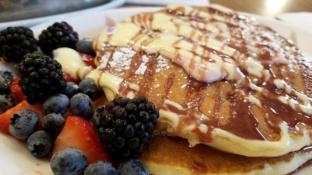 Wildberry Pancakes - Signature Berry Bliss Pancakes