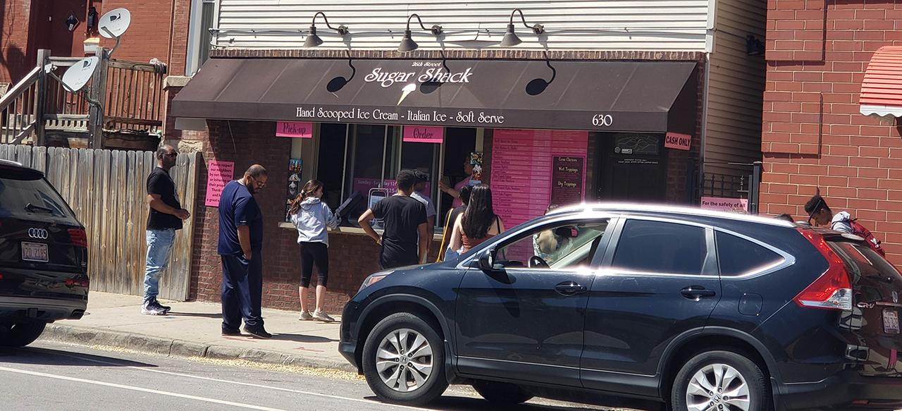 Sugar Shack Store Front