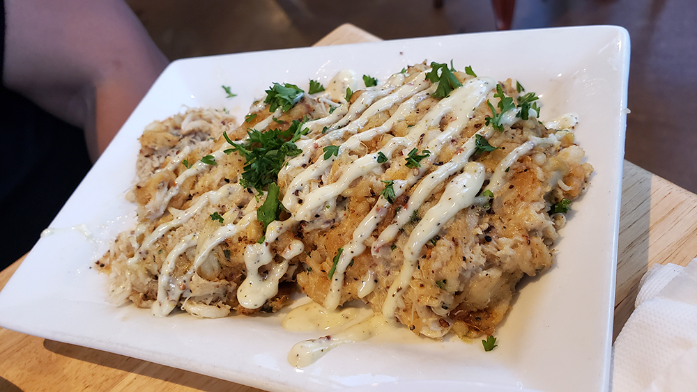 Maryland Crab Cakes - Soul Crab Chicago