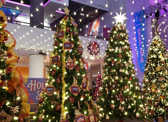 Christmas Time at Museum of Science and Industry