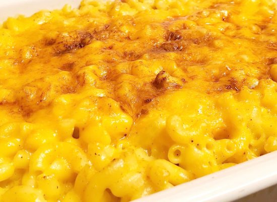Recipe: Creamy Homemade Baked Mac and Cheese