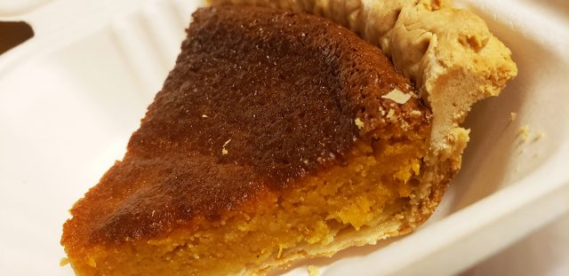 Gus's World Famous Fried Chicken - Sweet Potato Pie